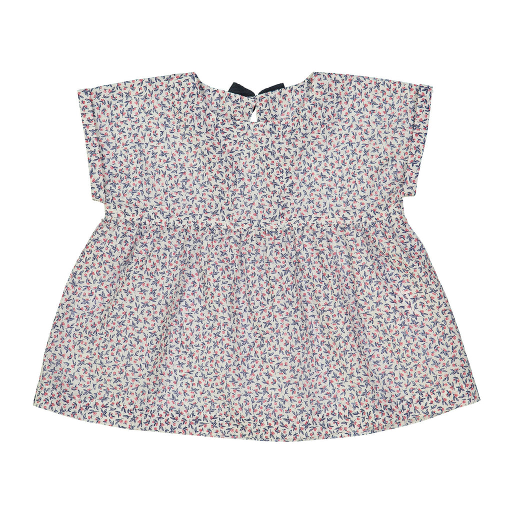 Pierrette Baby Top - Cherries
