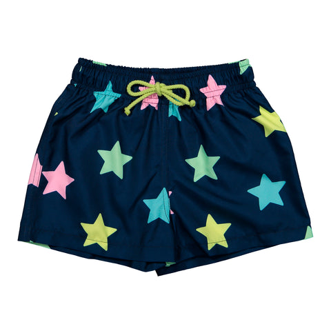 Star Dust Swim Trunks