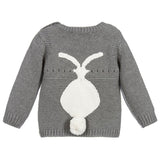 Baby Unisex Sweater with Bunny
