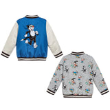Eastwood Reversible Cartoon Bomber