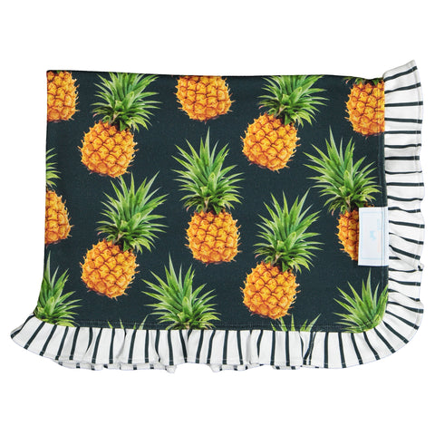Pinelicious Girls Beach Towel