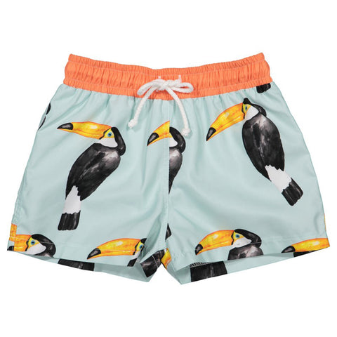 Boys Tucan Swim Trunks