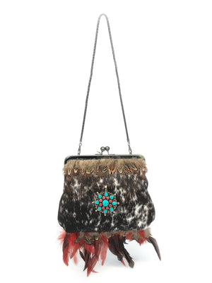 Special Occasion Bag - The Feather Peak II Dark Brindle