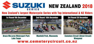 Suzuki Series New Zealand 2018