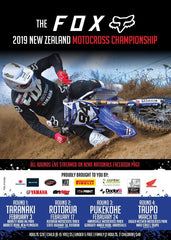 2019 NZ Motocross Championship Dates