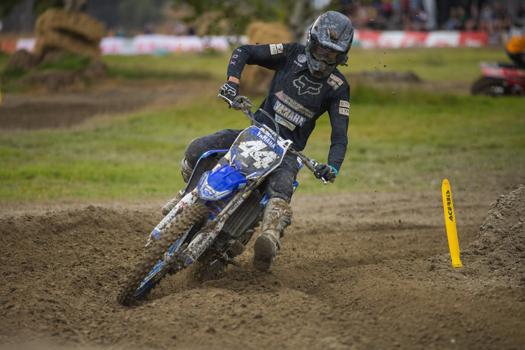 Altherm JCR Yamaha team takes positives