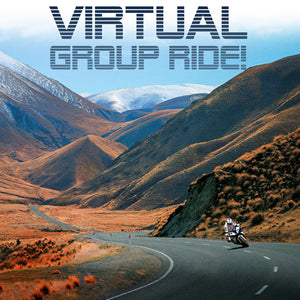 Virtual Group Ride NZ