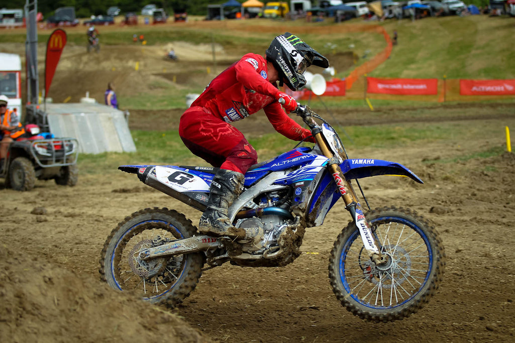 Yamaha's Maximus Purvis takes out MX2 win