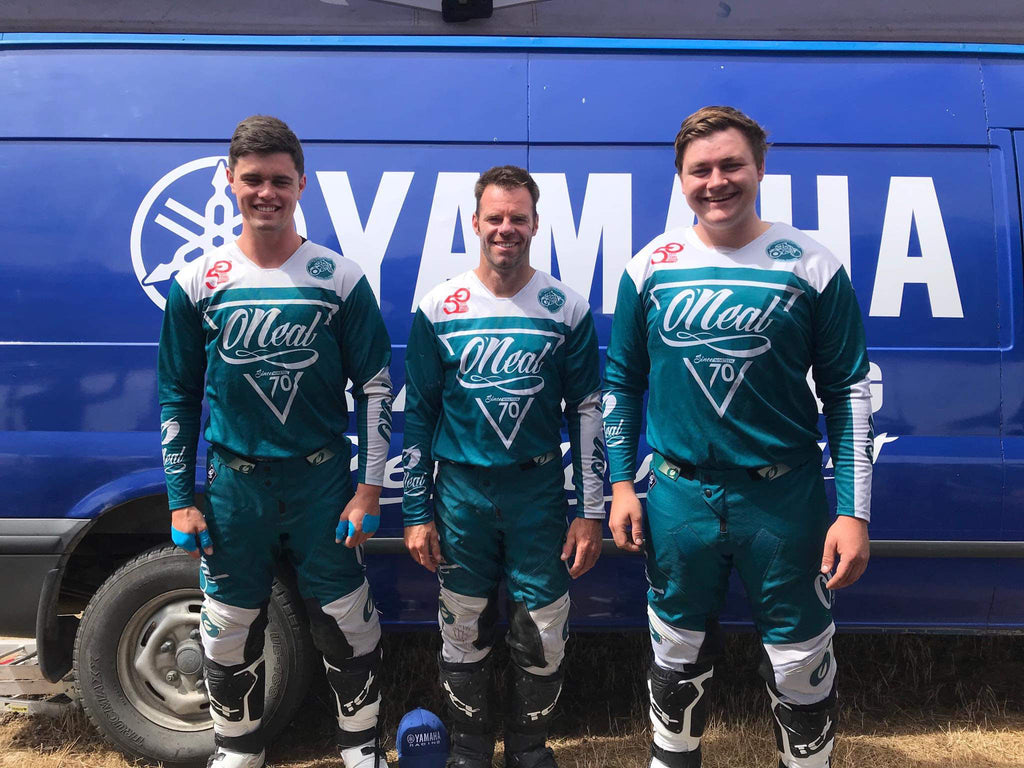Two wins for PWR Yamaha team at NZ Cross-Country