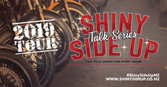 SHINY SIDE UP tour comes to Tauranga