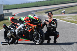 BE A RACER - Aprilia NZ Track Day 22 November 2019. Book with us NOW