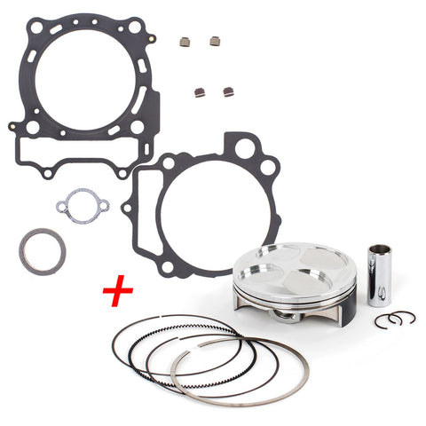 TOP END REBUILD KIT (B) SUZ RM-Z450 05-06