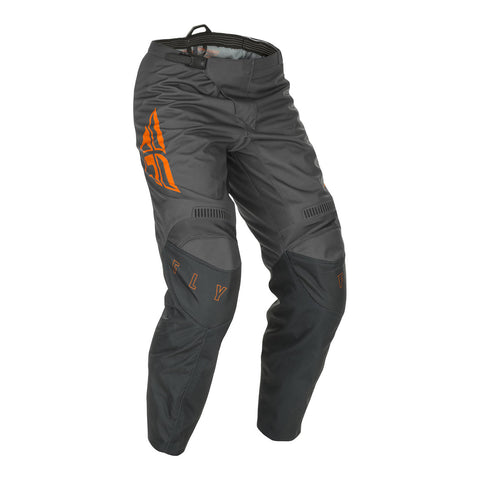 Fly 2021 F-16 Pant - Grey / Orange