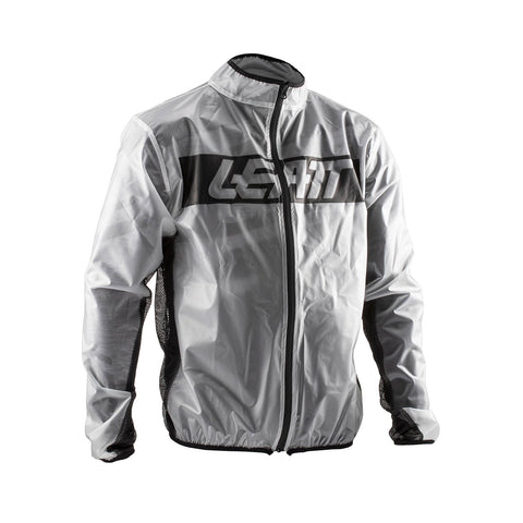 LEATT MX / ENDURO RAIN JACKET SML CLR