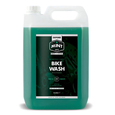 OXFORD MINT BIKE WASH REFILL VALUE PACK 5 litre
