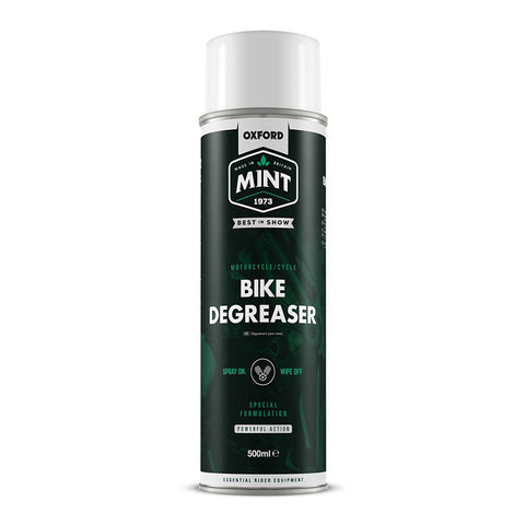 OXFORD MINT BIKE DEGREASER SPRAY 500ml