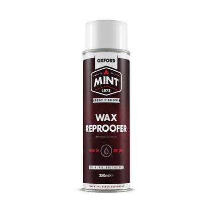 OXFORD MINT WAX COTTON CARE/REPROOFING SPRAY 250ml
