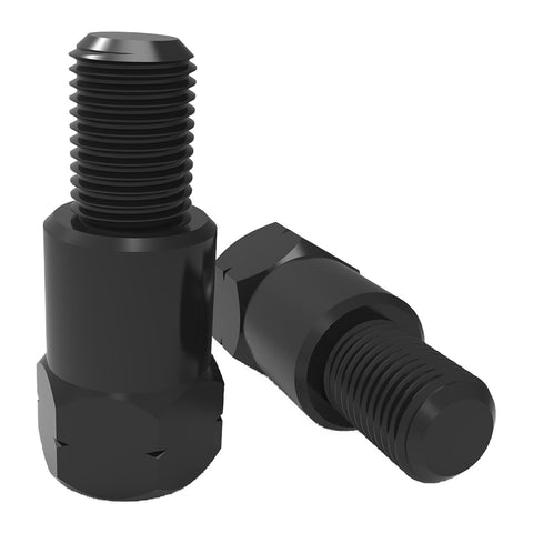 OXFORD MIRROR ADAPTOR 10MM TO 10MM REVERSE THREAD