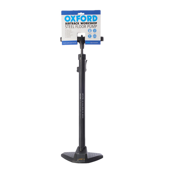 OXFORD TRACK PUMP - 120PSI MAX  (NEW)