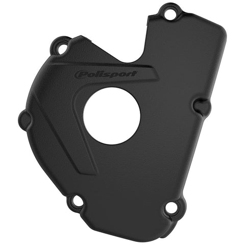IGNITION COVER PROTECTOR KAW KX250F 17-18 BLK