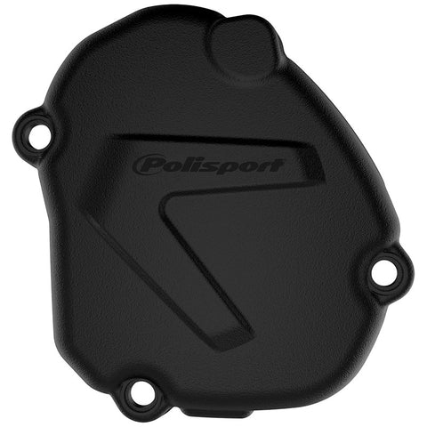 IGNITION COVER PROTECTOR YAM YZ125 05-18 BLK