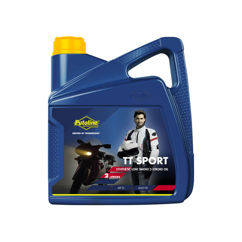Putoline Tt Sport -Synth/Injector 4Lt (Road Pack)(70491)