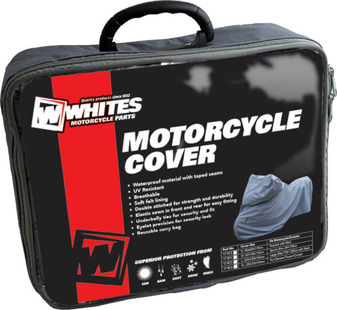 WHITES PREMIUM BIKE COVER - SCOOTER WITH RACK