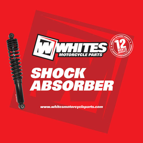 WHITES SHOCK ABSORBERS HON TRX500FA/FGA FOREMAN FRONT - PAIR