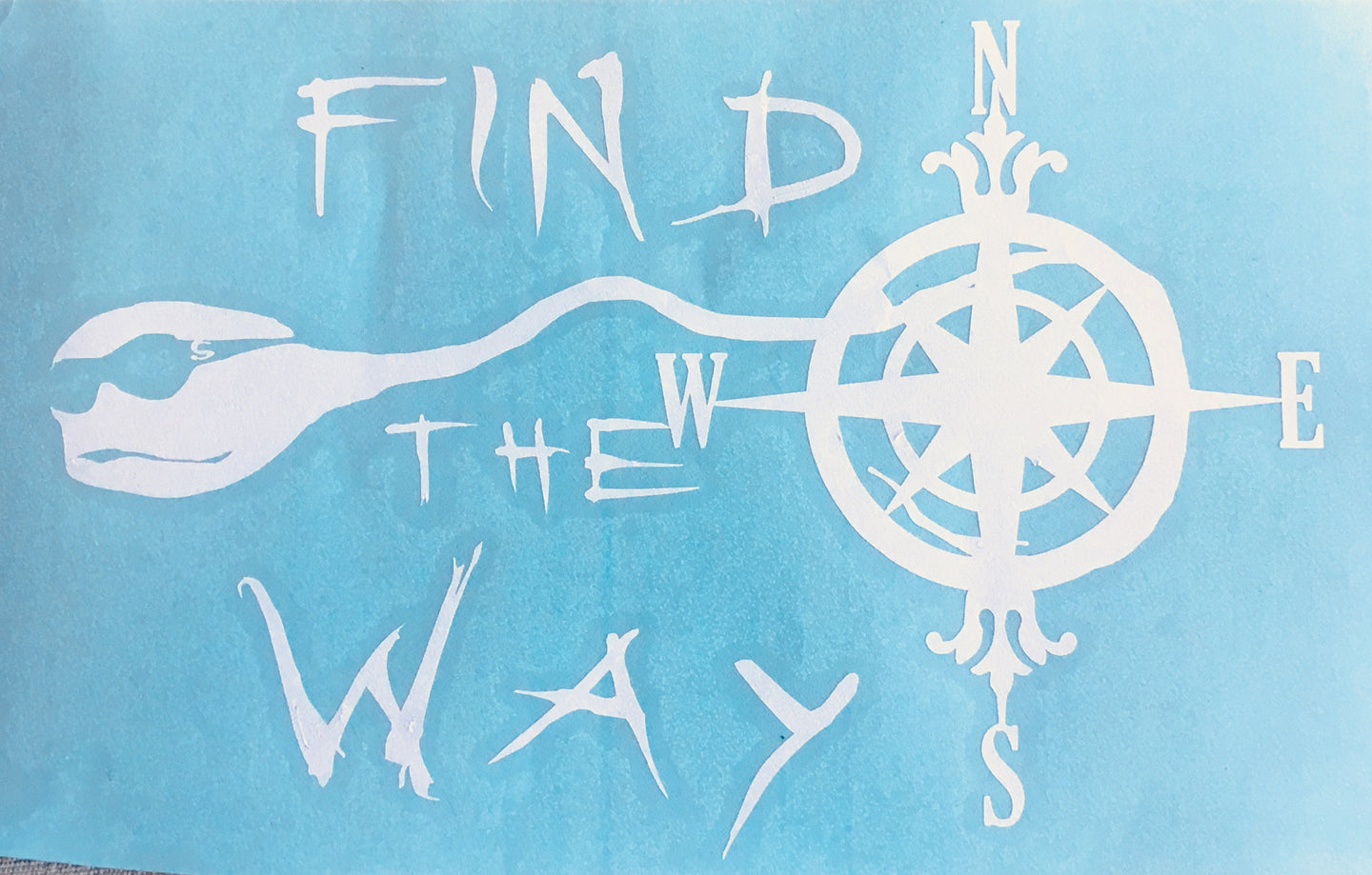 Decal - Find The Way