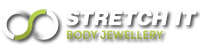 Stretch It Body Jewellery Logo