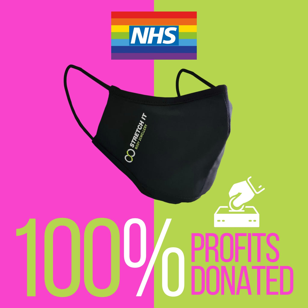 SIBJ Face Mask - 100% Profits Donated to NHS