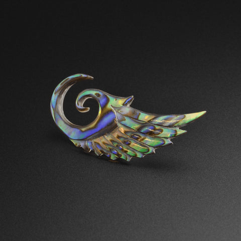 Abalone Shell Angel Wing