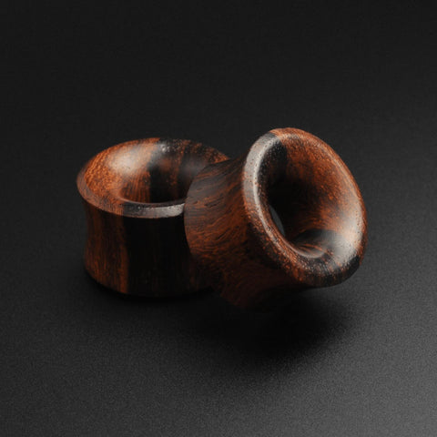 Sono Wood Double Flare Concave Tunnel