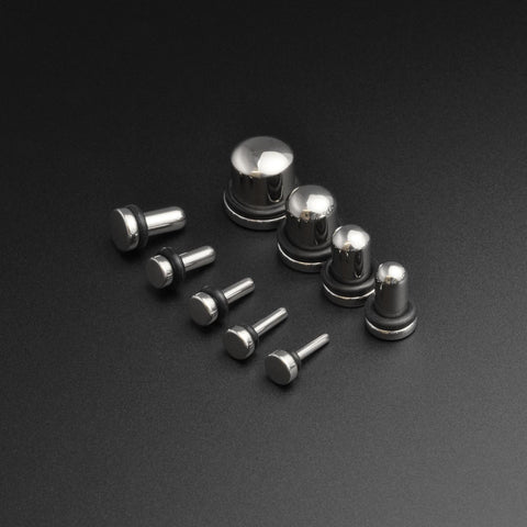 Surgical Steel Single Flare Plug Kit