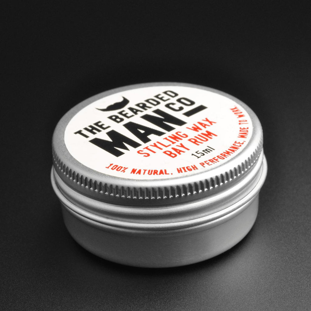 The Beaded Man Co.™ Styling Wax