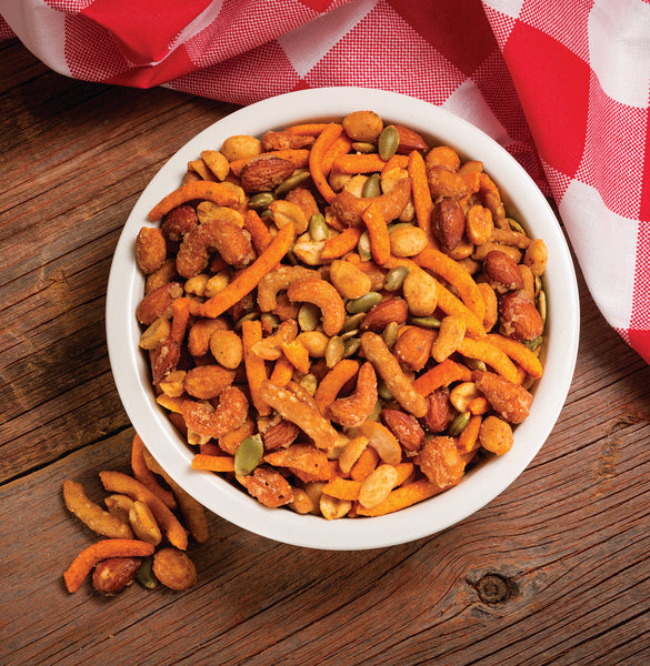 Honey BBQ Trail Mix*