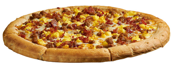 Breakfast Pizza*
