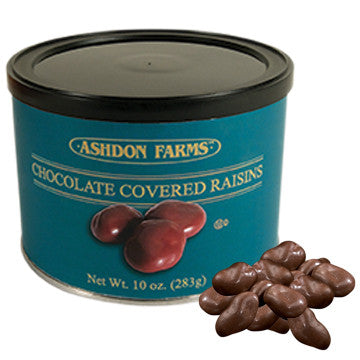 Chocolate Covered Raisins Snack Mix