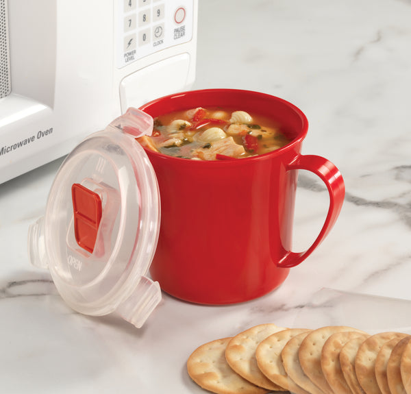 Microwave Soup Cup