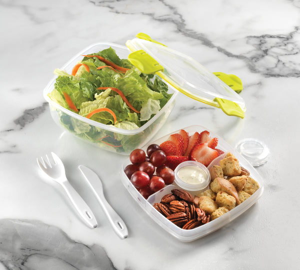 Salad Lunch Container
