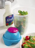 Shake and Serve Salad Bowl