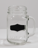 *Mason Jar Mugs Set of 4