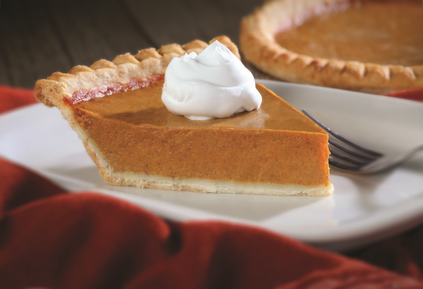 Pumpkin Pie Curbside