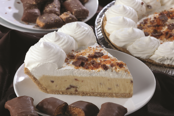 Candy Bar Pie*