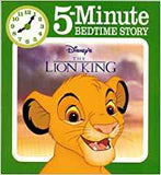 Disney 5 Minute Bedtime Stories