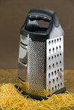 Chef Grade Grater with Measuring Guide