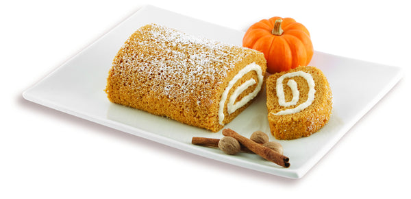 Pumpkin Roll*