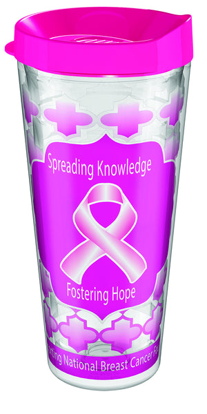 TRITAN Breast Cancer Awareness Tumbler