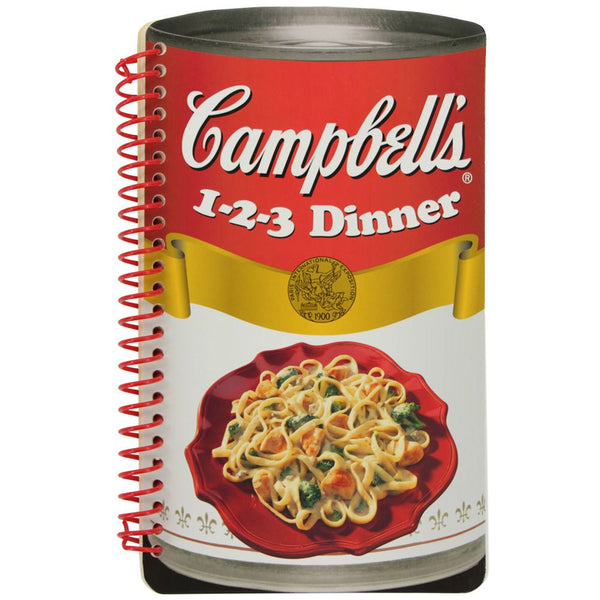 Campbell's 1-2-3 Dinner Cookbook