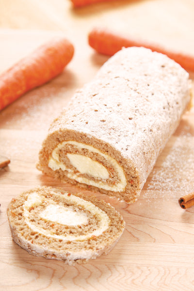 Carrot Cake Roll Curbside